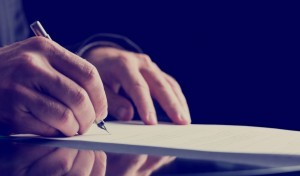 hand writing plan